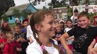 Веселі конкурси та ігри на 10-и річня  відділення на Ломоносова Надвірнянської ДХШ.