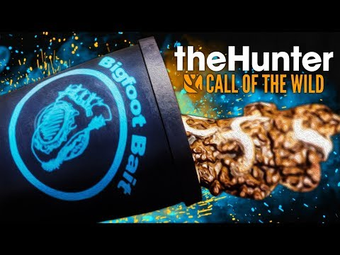 The Hunter Call Of The Wild | BIGFOOT BAIT