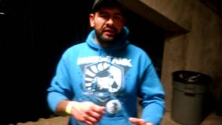 FIGHT HARD MMA: Frank 'The Tank' Cortez/Dark Horse MMA-POST FIGHT INTERVIEW