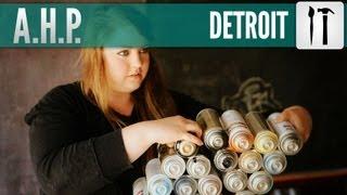 North End Studios - American Hipster Presents #27 (Detroit - Art)