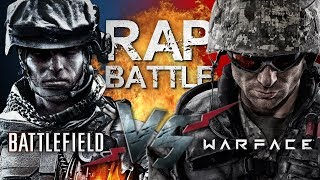 Рэп Баттл - Warface vs. Battlefield