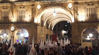 preview picture of video 'Video Documental Semana Santa Salamanca 2014'