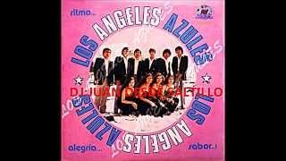 LOS ANGELES AZULES LA HISTORIA CON DISCOS DACING