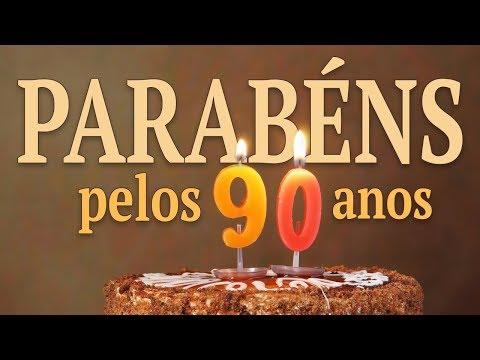 Mensagens De Aniversário De 90 Anos Mensagens De Aniversário