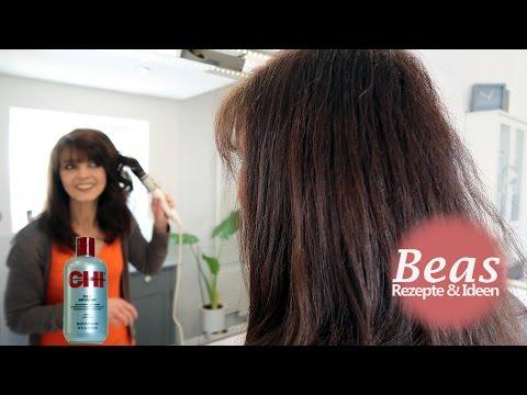 Die Mittel für den lebendigen Glanz des Haares