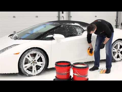 Αναλυτικές οδηγίες για να πλύνεις το αυτοκίνητο