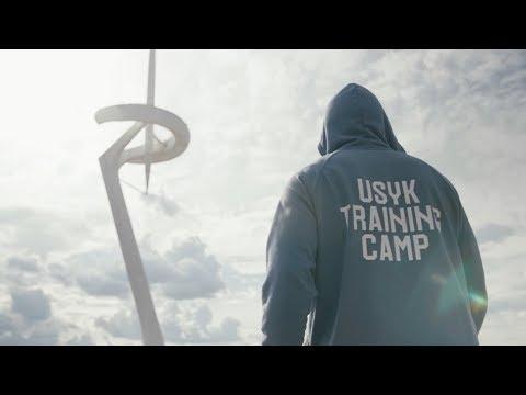 Сильнейшая мотивация от Александра Усика / Usyk motivational shortfilm видео