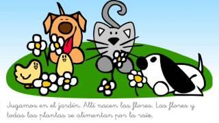 Aprendemos sobre animales y plantas con pelayo y su pandilla