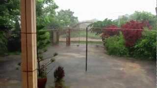 preview picture of video 'Cambodian rain season'