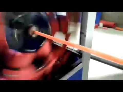 PVC Braided Hose Pipe making machine