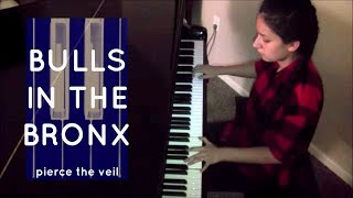 """""""Bulls In The Bronx"""" Piano Cover (Pierce The Veil)"""