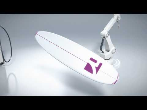 Video: Tantec Plasma OzoneTEC - Povrchová úprava ozonem