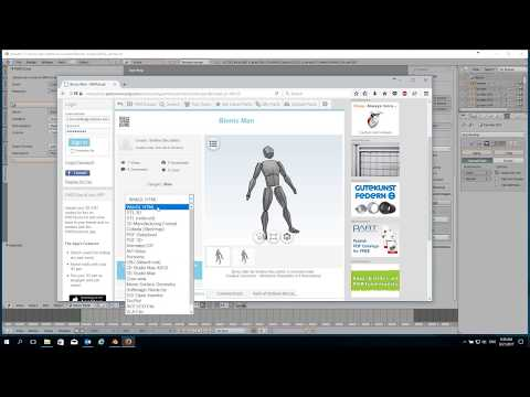Blender Add-on PARTcloud.net - 3D Printing & Sharing Community