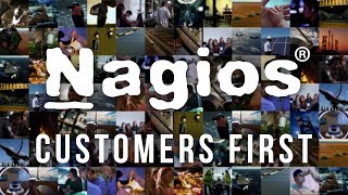 Nagios: Customers First