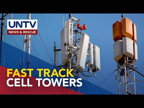 [UNTV]  Senators urge telcos to fast track building of cell towers to improve internet service