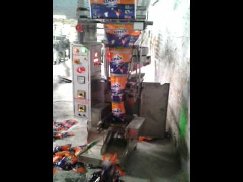 FFS Pouch Packing Machines