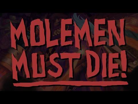 Molemen Must Die Launch Trailer thumbnail