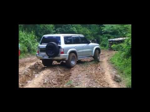 San Ysiro Trail with the Nissan Patrol Club of the Philippines - May 12, 2012