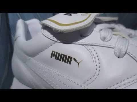 Puma King Avanti (white)