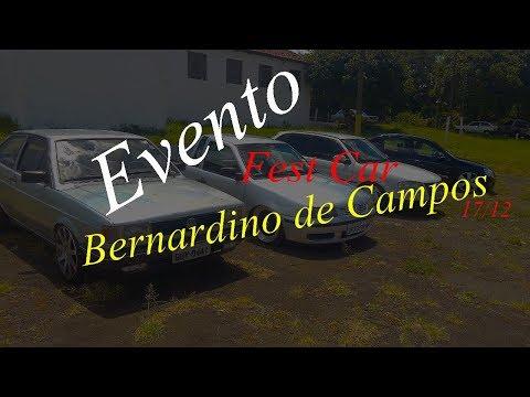🔴  Evento Fest Car Bernardino de Campos