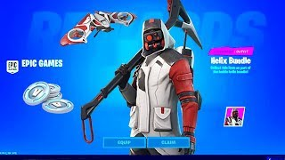 How To Get Double Helix Bundle In Chapter 2  Release Date  Fortnite   Skin Coming In Tournament?