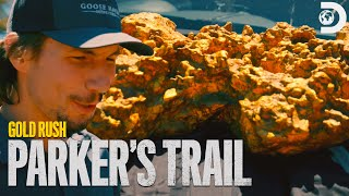 The Biggest Gold Nugget Ever Found   Gold Rush: Parkers Trail