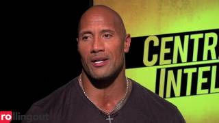 Kevin Hart cracks jokes on Dwayne 'The Rock' Johnson