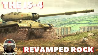 IS 4 REVAMPED World Of Tanks Blitz 2018