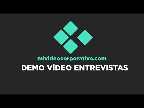 Demo Vídeo Entrevista