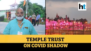 Ram temple trust on Covid shadow, gifts for Mandir | Ayodhya Ground Report - Download this Video in MP3, M4A, WEBM, MP4, 3GP