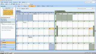 preview picture of video '20150120 - Videoanleitung MS Outlook Kalender'