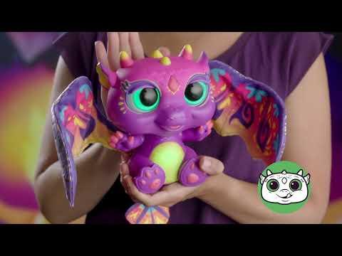 Интерактивная игрушка FurReal Friends Малыш дракон