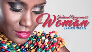 Woman - Juliana / Lyrics Video 2015 HD
