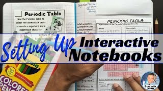 Ideas To Setup Your Interactive Notebooks