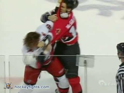 Jesse Boulerice vs Brian McGrattan