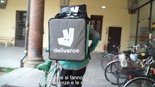Un mese da ciclofattorino nell'economia digitale per 5 euro lordi a consegna