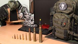 Всё про патроны для нарезного оружия
