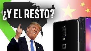 ¿Mi XIAOMI, OPPO u ONEPLUS se puede ver EN PELIGRO por Google y el veto de EEUU?