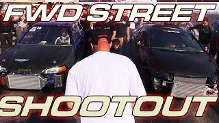 Honda Street Racing Shootout