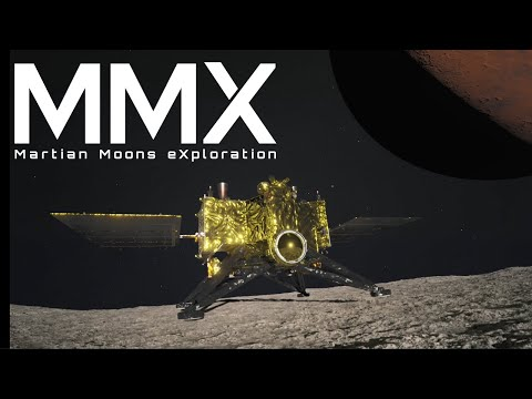 Martian Moons eXploration mission overview