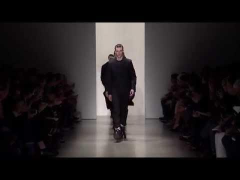 Calvin Klein Collection Men's Fall 2015 Runway Show - презентация одежды Calvin Klein