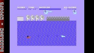 Commodore C64 - Operation Fireball (1987)