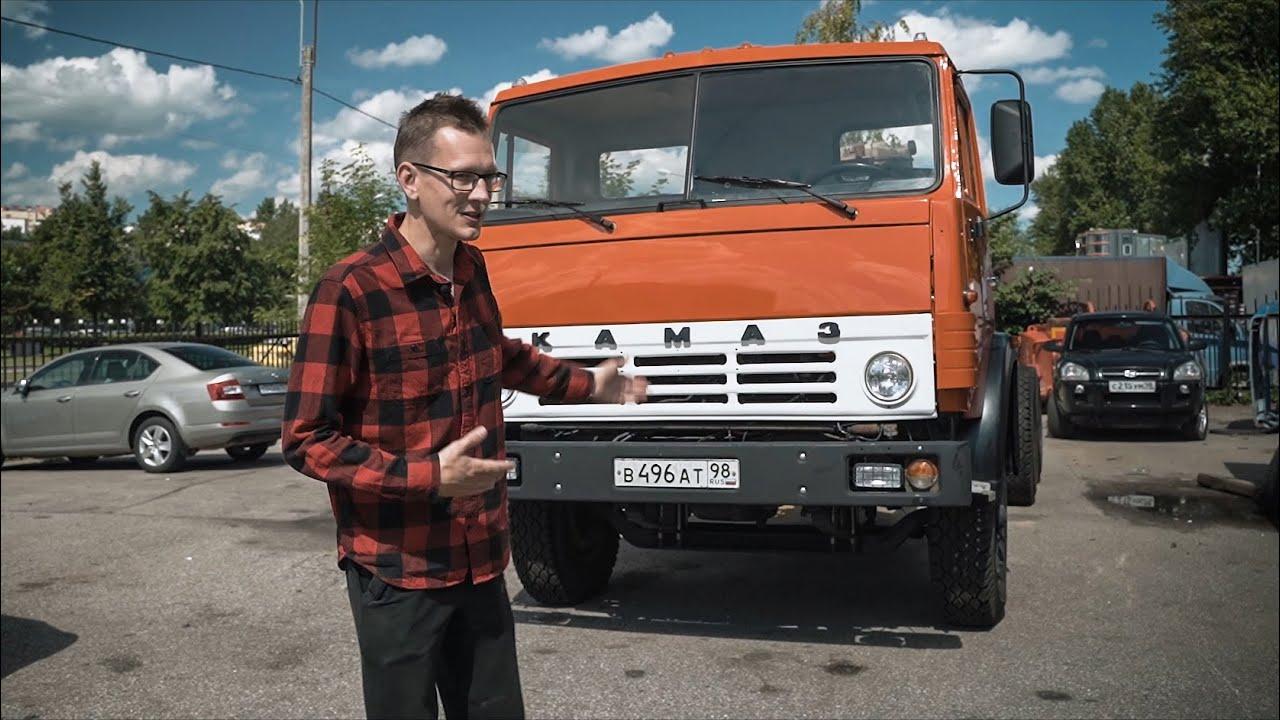 Как сделать КамАЗ быстрее? Суперспособ ускорить грузовик Камаз 1000 сил