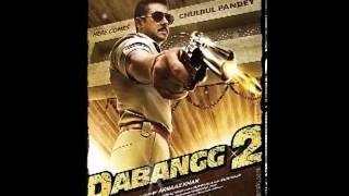Dagabaaz Re (Dabangg 2) Full Song With Lyrics - Salman