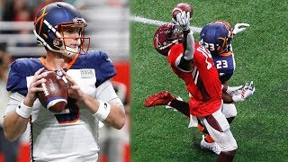 Orlando Apollos vs. San Antonio Commanders | AAF Week 2 Game Highlights