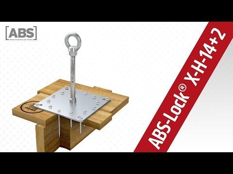 Kompakte Video-Präsentation zum Sekuranten ABS-Lock X-H-14+2.