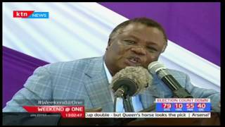 Let IEBC be, COTU secretary general Francis Atwoli asks Judiciary