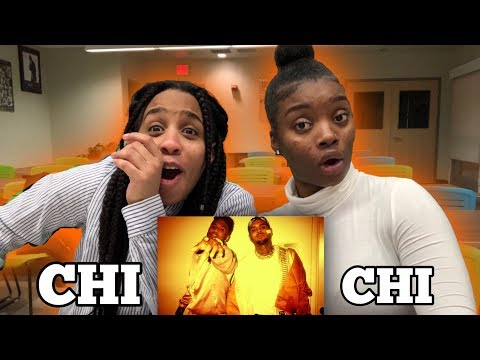 *REACTION* Trey Songz - Chi Chi Feat. Chris Brown (Official Music Video) - AutieDancer2