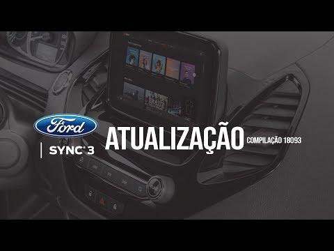 FORD SYNC 3 ATUALIZAÇÃO