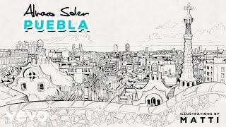Álvaro Soler - Puebla (Lyrics)
